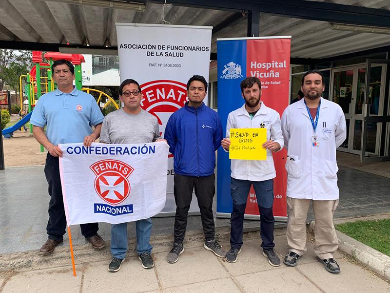 Photo of Hospital de Vicuña anuncia paralización para exigir mayor presupuesto