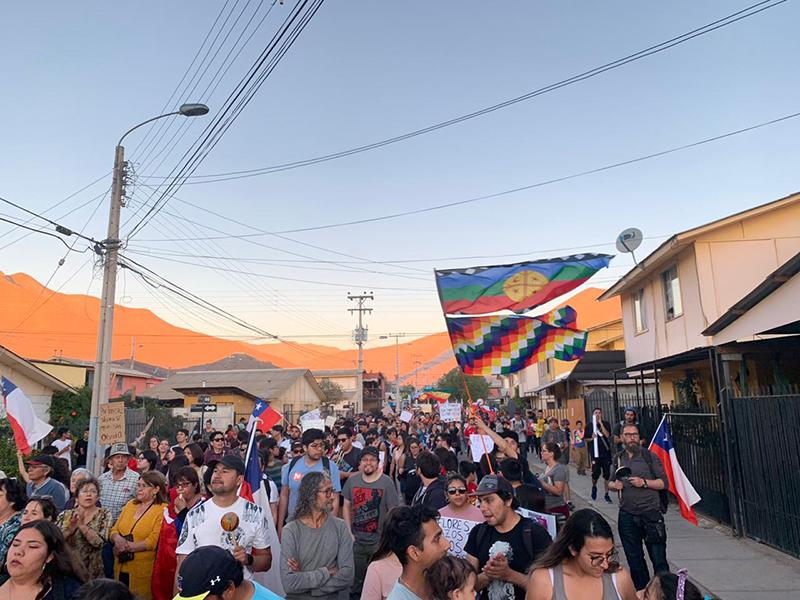 Photo of Destacan comportamiento de la comunidad en las manifestaciones por contingencia nacional
