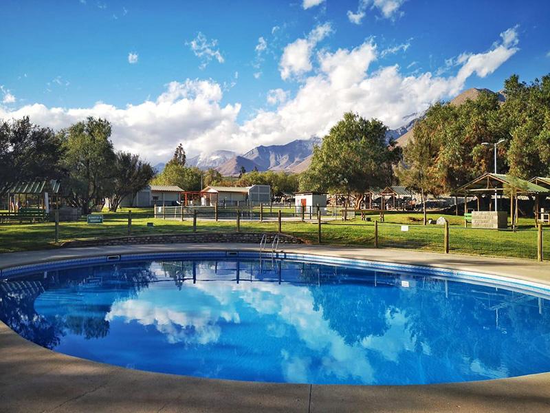 Photo of Los Pimientos: Disponen de parque con piscinas y quinchos en Vicuña para paseos de fin de año
