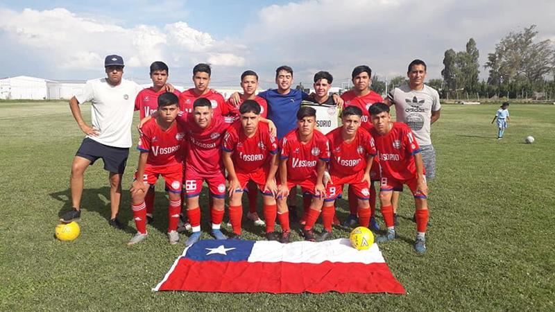 Photo of Escuela de fútbol de Víctor Osorio fue la campeona del Internacional Mendoza Cup 2019