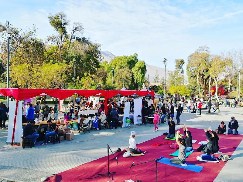 Photo of Encuentro de bienestar en Vicuña busca entregar una oferta de productos y servicios ligados a la tranquilidad y el descanso