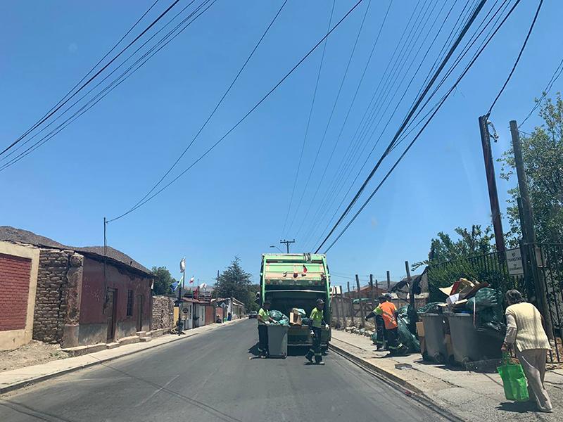 Photo of Contenedores de basura serán una realidad para todos las familias de la comuna de  Vicuña