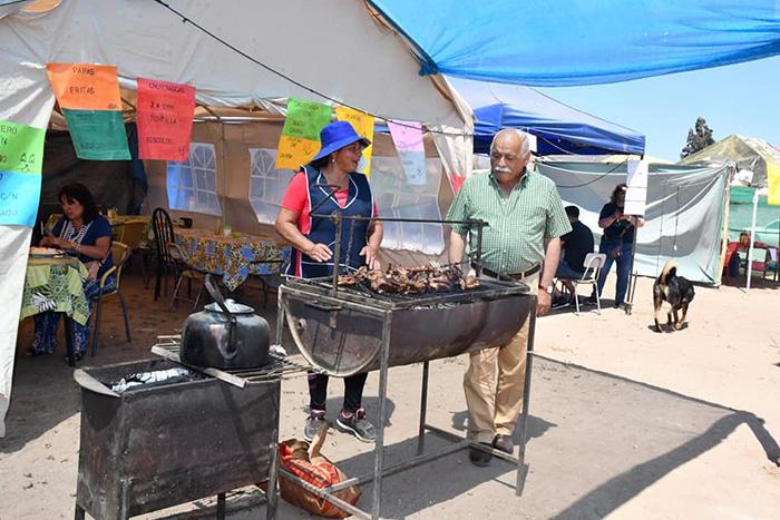 Photo of Lo mejor de la gastronomía de campo estuvo en Altovalsol