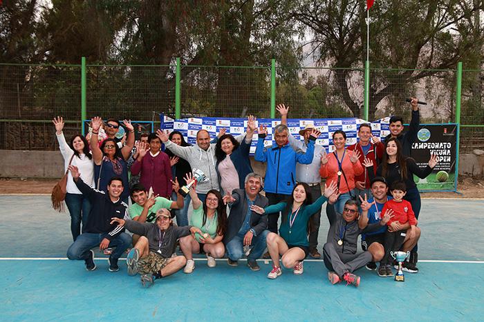 Photo of Academia de tenis municipal organiza II torneo gratuito en el marco del Carnaval Elquino