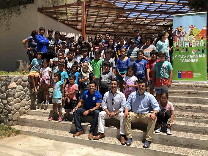 Photo of Montegrande: Centros para hijos de temporeros benefician a familias de 8 comunas de la región durante este verano