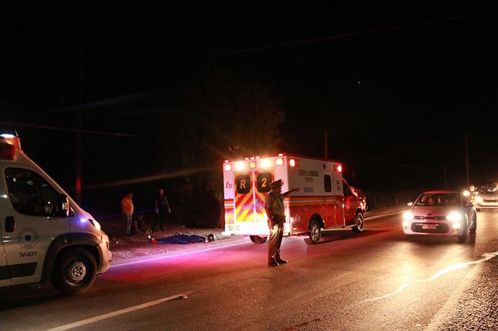Photo of Huancara: Accidente de tránsito en la ruta 41CH deja joven motoclista fallecido