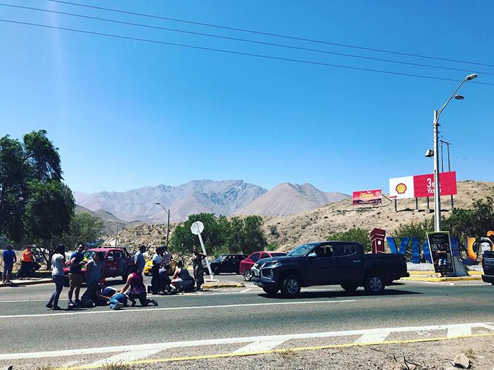 Photo of Realizan campaña dirigida a prevenir accidentes automovilísticos en Ruta 41 CH