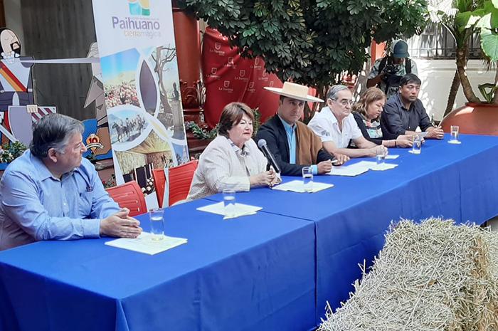 Photo of Disfruta de las tradiciones campesinas en la XXII Feria Costumbrista de Paihuano