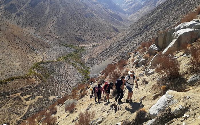 Photo of Con trekking Familiar en Pisco Elqui promueven la vida al aire libre y la belleza de Paihuano