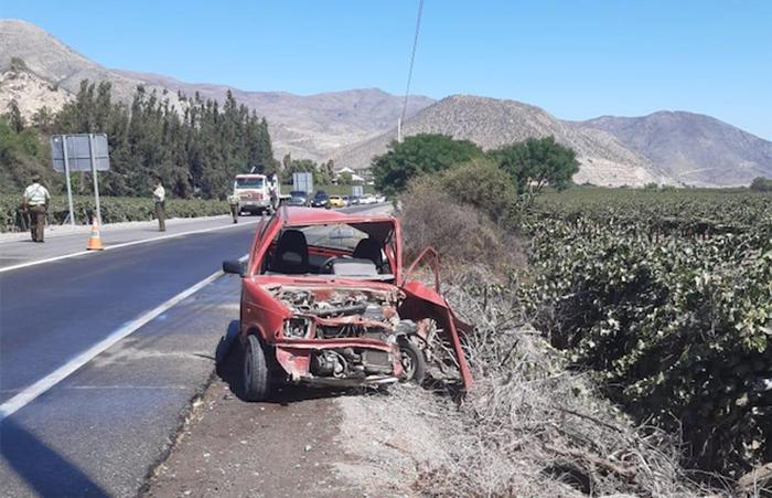 Photo of Accidente de tránsito en la ruta 41 cobra una nueva víctima fatal