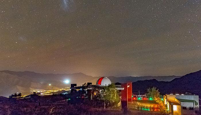Photo of Desarrollan taller que fija lineamientos para comenzar protección de Cielos Oscuros