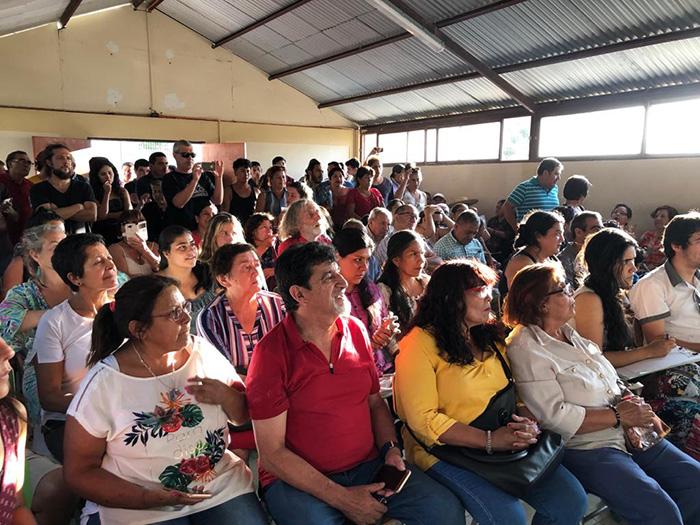 Photo of Vecinos deciden rechazar instalación de mineras  en la Quebrada de Paihuano