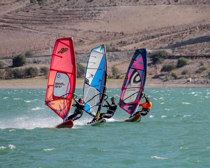 Photo of Destacan potencial a nivel mundial de embalse Puclaro para el windsurf
