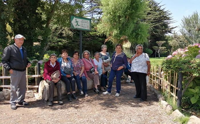 Photo of Adultos Mayores de Paihuano disfrutaron de un día de esparcimiento en La Serena y Coquimbo