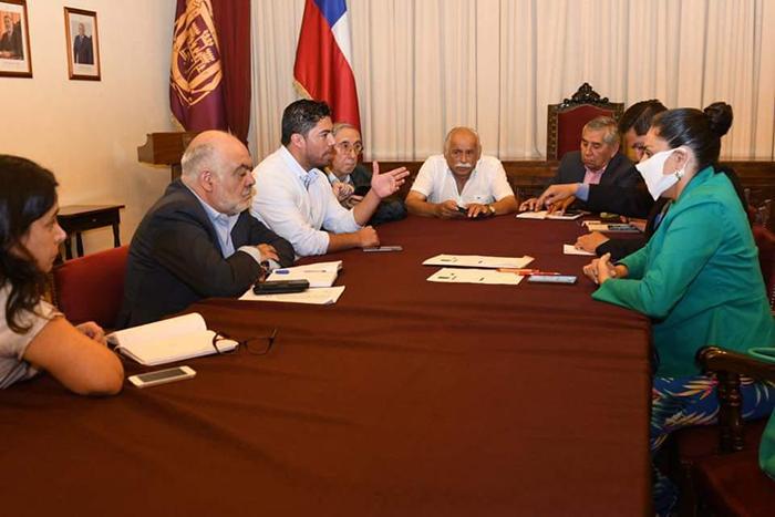 Photo of Alcalde Jacob pide al Presidente Piñera decretar cuarentena total