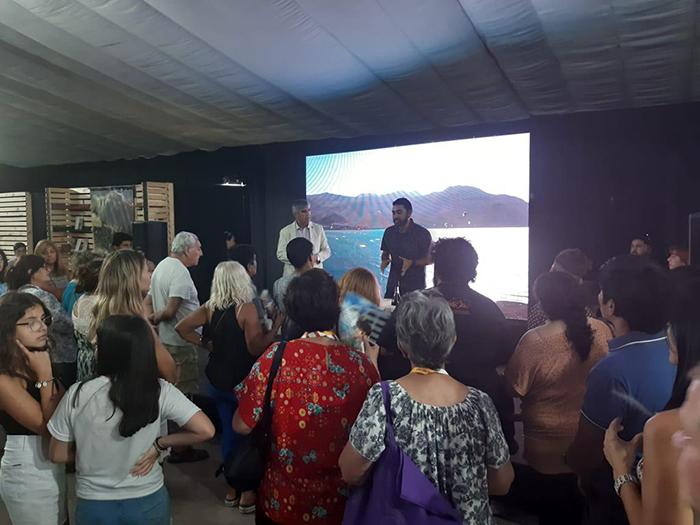 Photo of Positiva evaluación de difusión turística de Vicuña realizada en Fiesta Nacional del Sol de San Juan