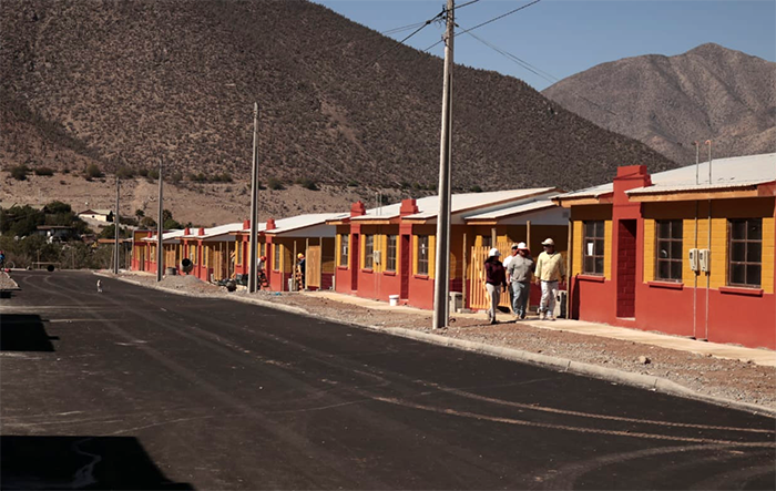 Photo of Vecinos de Gualliguaica recibirán sus casas a finales de junio 2020