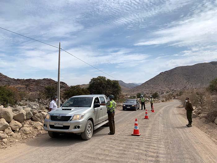 Photo of Instalan control aleatorio en la ruta Antakari con el fin de evitar ingreso de turistas por dicho paso