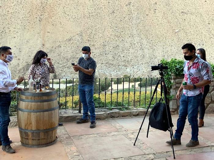 Photo of Con un paseo virtual por la historia del brebaje en la comuna Paihuano celebró el Día del Pisco