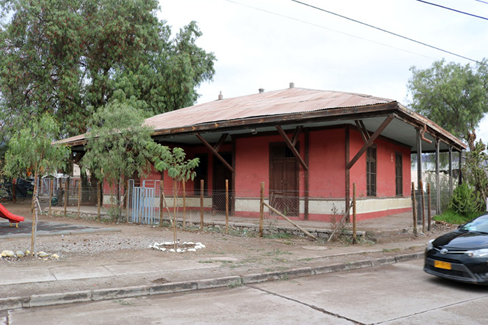 Photo of Recuperarán ex estación de trenes de Vicuña para transformarla en un espacio cultural