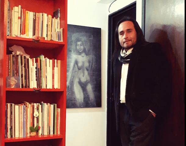 Photo of Escritor ganador del Premio Hispanoamericano de Poesía Gabriela Mistral se consagra en México