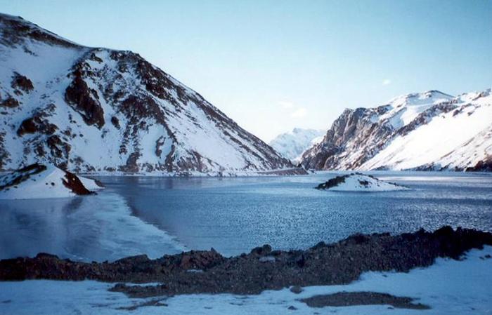 Photo of Paso Agua Negra registró temperatura mínima de -25ºC