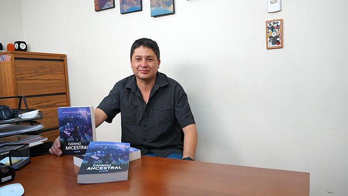 """Photo of """"Camino Ancestral"""": una historia de fantasía creativa narrada por el diaguitano José de Blasis"""