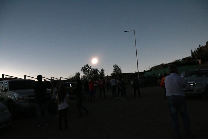 Photo of A un año del eclipse de sol personalidades públicas recuerdan con nostalgia el especial momento