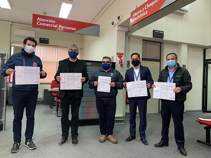 Photo of 30 voluntarios del Cuerpo de Bomberos de Vicuña cuentan con póliza de seguro ante accidentes