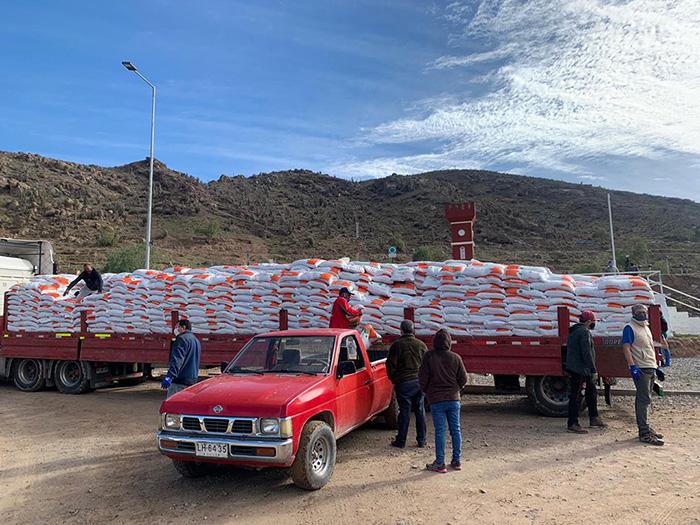 Photo of Crianceros de la comuna de Vicuña recibirán alimentos para sus animales