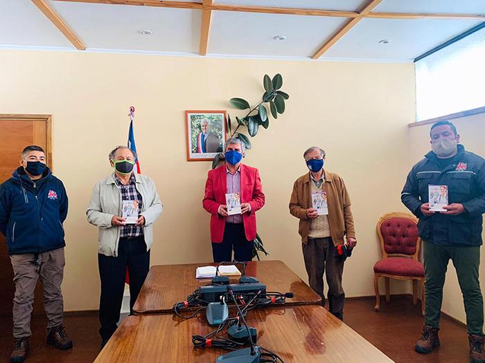 Photo of Club Social Elqui realiza importante donación para control sanitario de ingreso a Vicuña
