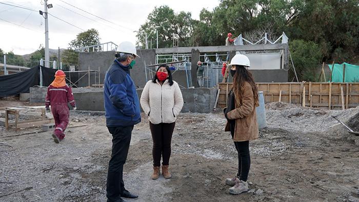 Photo of Sede social vecinal de Huancara presenta un 50% de avance de construcción