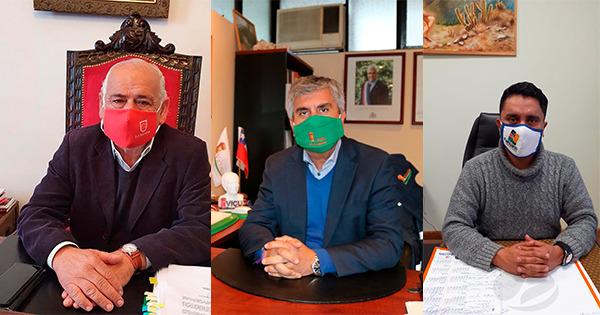 Photo of Alcaldes elquinos reafirman su negativa por la vuelta a clases presenciales