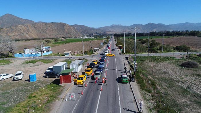 Photo of Realizan acciones en el control sanitario previo a la cuarentena y entrega a los militares del sector