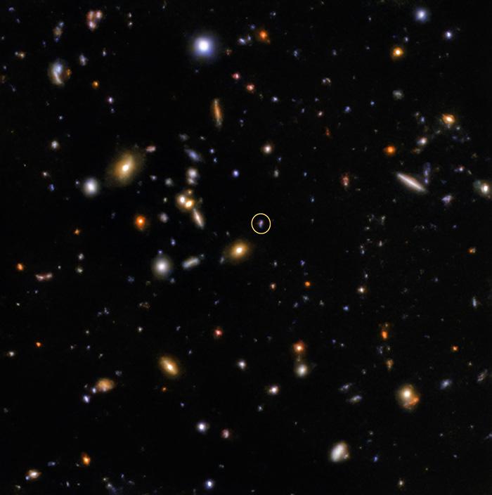 Photo of Gemini detecta fugaz explosión cósmica