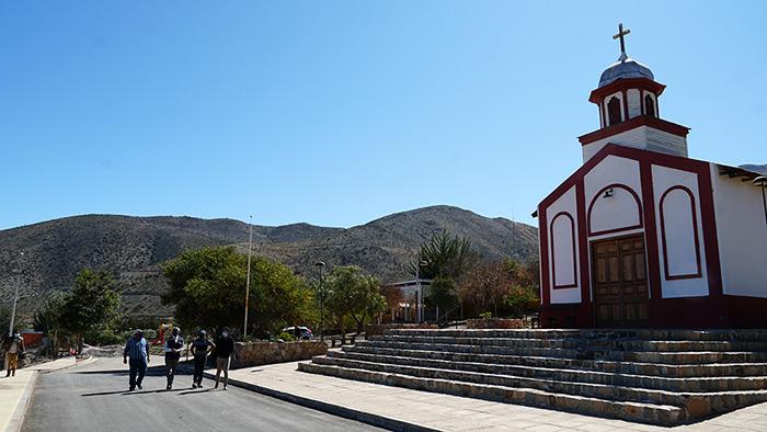 Photo of Gualliguaica continúa su desarrollo con pavimentación de calles emblemáticas