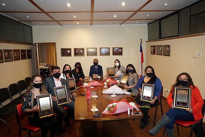 Photo of Realizan seminario online para celebrar el día del dirigente y entregan reconocimientos en Vicuña