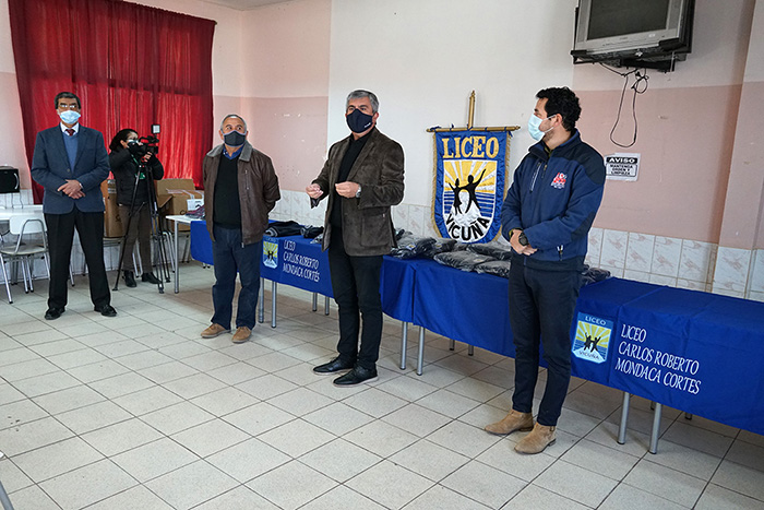 """Photo of Liceo de Vicuña impartirá la nueva especialidad """"Servicios de Turismo"""" desde el 2021"""