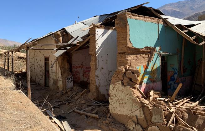 Photo of Rescate de ex escuela en Pisco Elqui