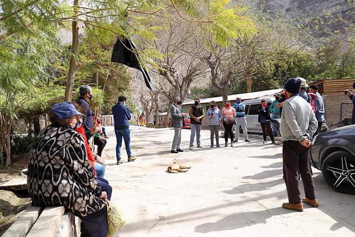 Photo of Vecinos de Varillar en alerta debido a labores  de exploración minera