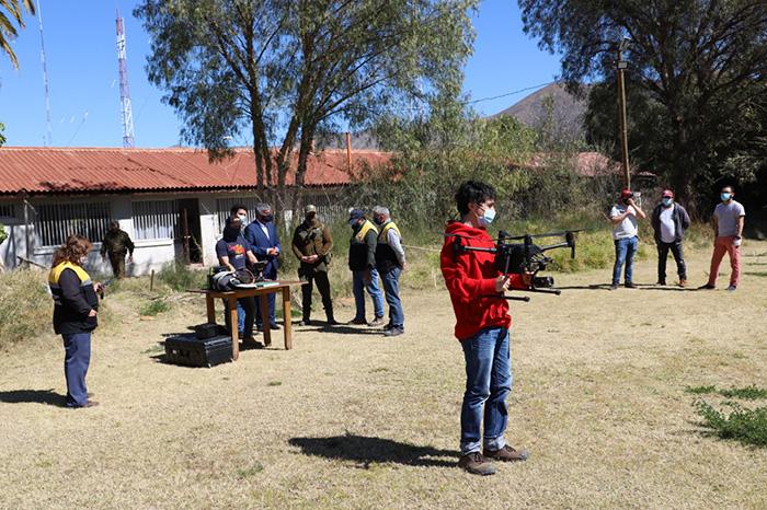 Photo of Proyectan fiscalizaciones con drone para el mes de septiembre en Vicuña