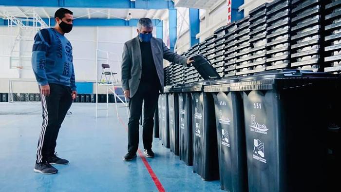 Photo of Municipio de Vicuña entregará contenedores de basura para todas las casas de la comuna
