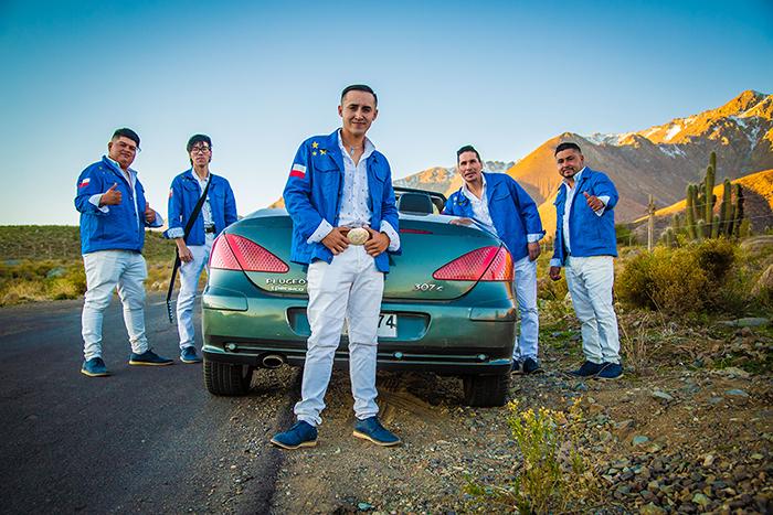 """Photo of Grupo de cumbia local """"Eterno Cielo Azul"""" lanza nuevo single sobre """"Tiempos de pandemia"""""""