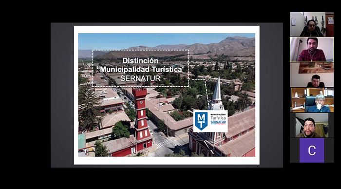 Photo of Invitan a inscribirse en la escuela online de reactivación turística de Vicuña
