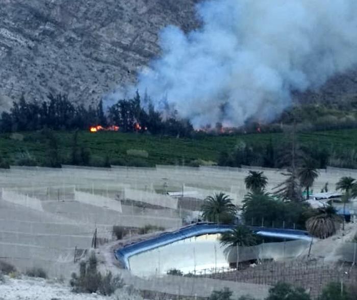 Photo of Coordinan envío de brigadas para reposición del suministro en Paihuano debido al incendio