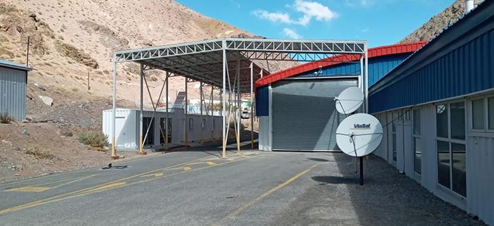 Photo of Complejo fronterizo Agua Negra implementa medidas sanitarias para la próxima apertura de la frontera
