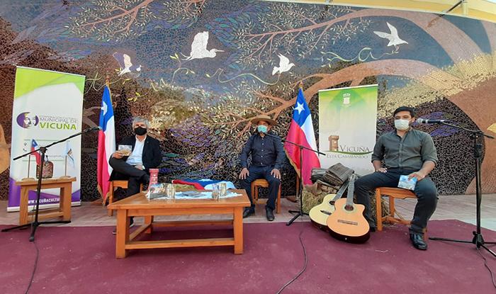 Photo of Con transmisión online se realizó lanzamiento del primer disco de El Chapilcano