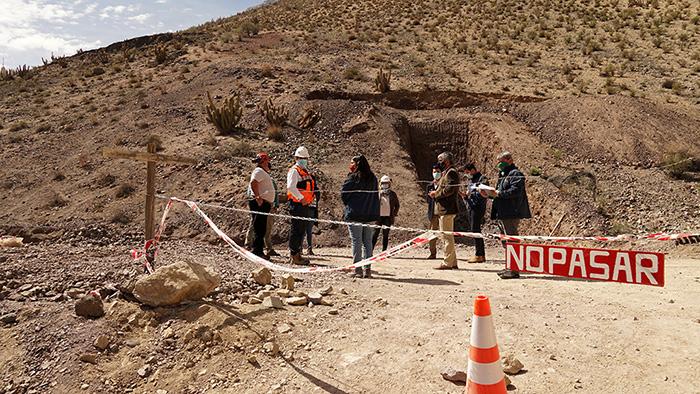 Photo of Pequeña minera en Varillar cuenta con todas las autorizaciones mineras para explotación