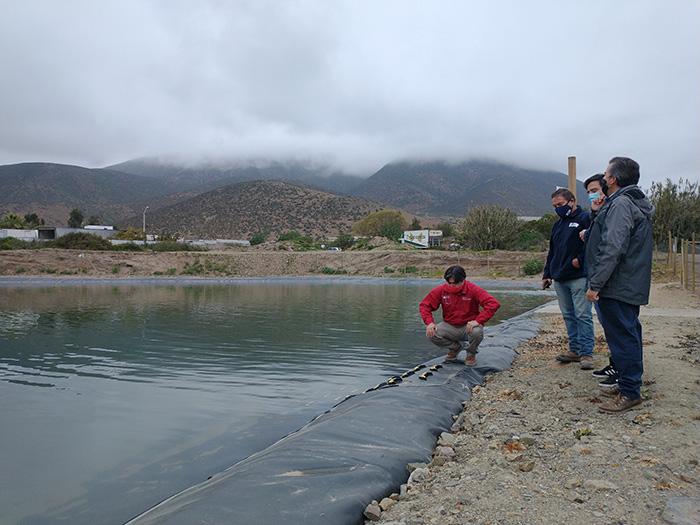 Photo of Regantes del canal Bellavista y autoridades del agro destacan aporte de la CNR para aumentar eficiencia y seguridad hídrica