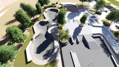 """Photo of """"Skatepark Calingasta"""", el nuevo espacio recreacional para la comuna de Vicuña"""